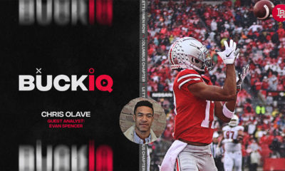 Chris Olave-BuckIQ-Ohio State-Ohio State football-Buckeyes