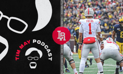 Justin Fields-Ohio State-Ohio State football-Buckeyes-Tim May Podcast