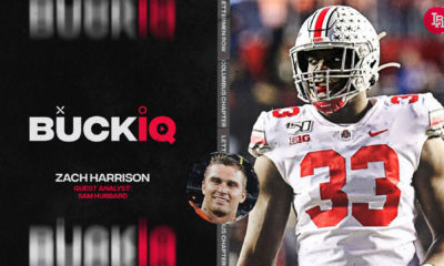 Zach Harrison-Ohio State-Buckeyes-Ohio State football-Sam Hubbard