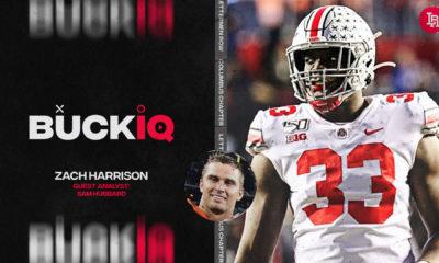 Zach Harrison-Ohio State-Buckeyes-Ohio State football-Sam Hubbard