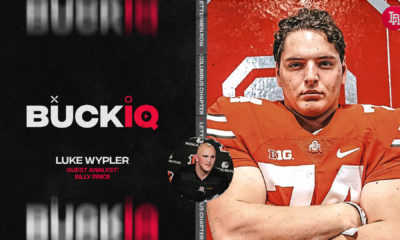Luke Wypler-Ohio State-Buckeyes-Ohio State football