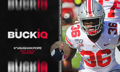 K'Vaughan Pope-Ohio State-Buckeyes-Ohio State football