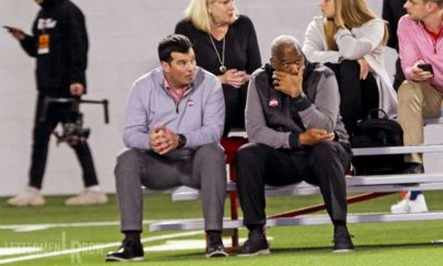 Ryan Day-Gene Smith-Ohio State-Buckeyes-Ohio State football