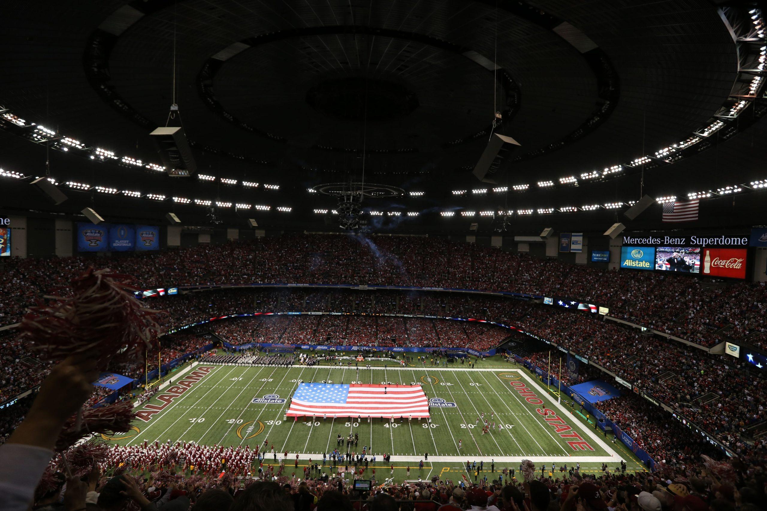 Ohio State-Alabama-Sugar Bowl-College Football Playoff