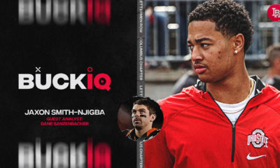 Jaxon Smith Njigba-Ohio State-Buckeyes-Ohio State football