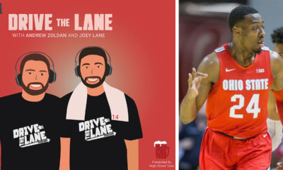 Drive The Lane-Ohio State-Ohio State-Buckeyes