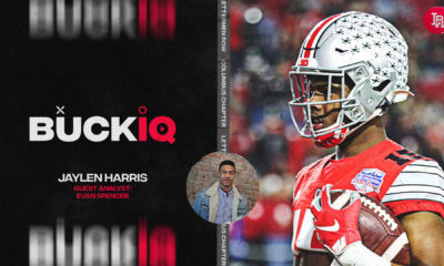 Jaylen Harris-Ohio State-Buckeyes-Ohio State football