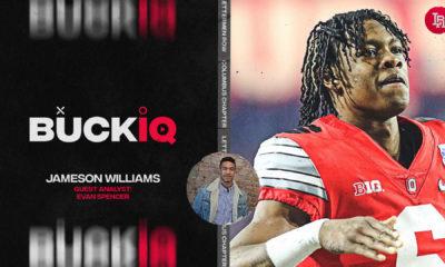 Jameson Williams-Ohio State-Buckeyes-Ohio State football