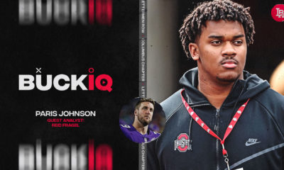 Paris Johnson-Ohio State-Ohio State football-Buckeyes