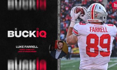 Luke Farrell-Ohio State-Ohio State football-Buckeyes