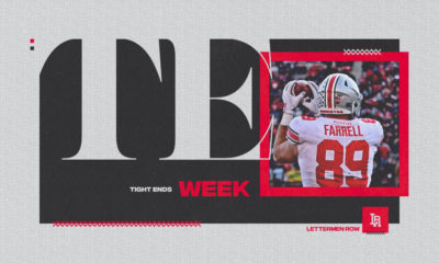 Luke Farrell-Ohio State-Buckeyes-Ohio State football