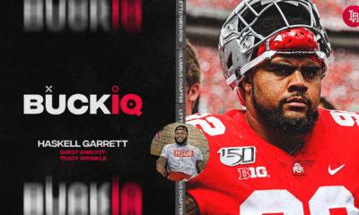 Haskell Garrett-Ohio State-Ohio State football-buckeyes-BuckIQ