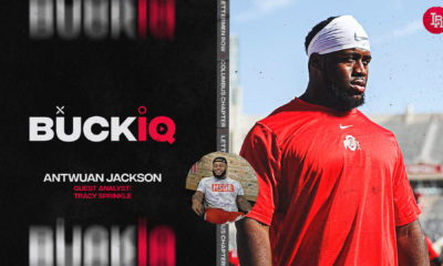 Antwuan Jackson-Ohio State-Ohio State football-Buckeyes