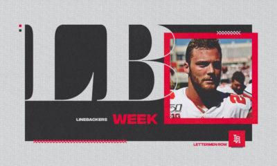Pete Werner-Ohio State-Ohio State football-Buckeyes
