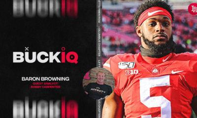 Baron Browning-Ohio State-Ohio State football-Buckeyes