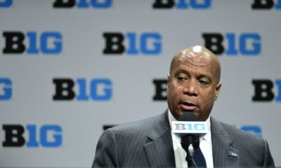 Kevin Warren-Big Ten-Big Ten football