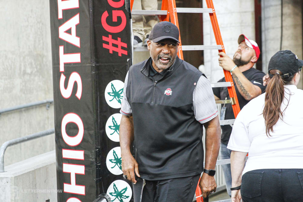 Gene Smith-Ohio State-Buckeyes-Ohio State football-Big Ten