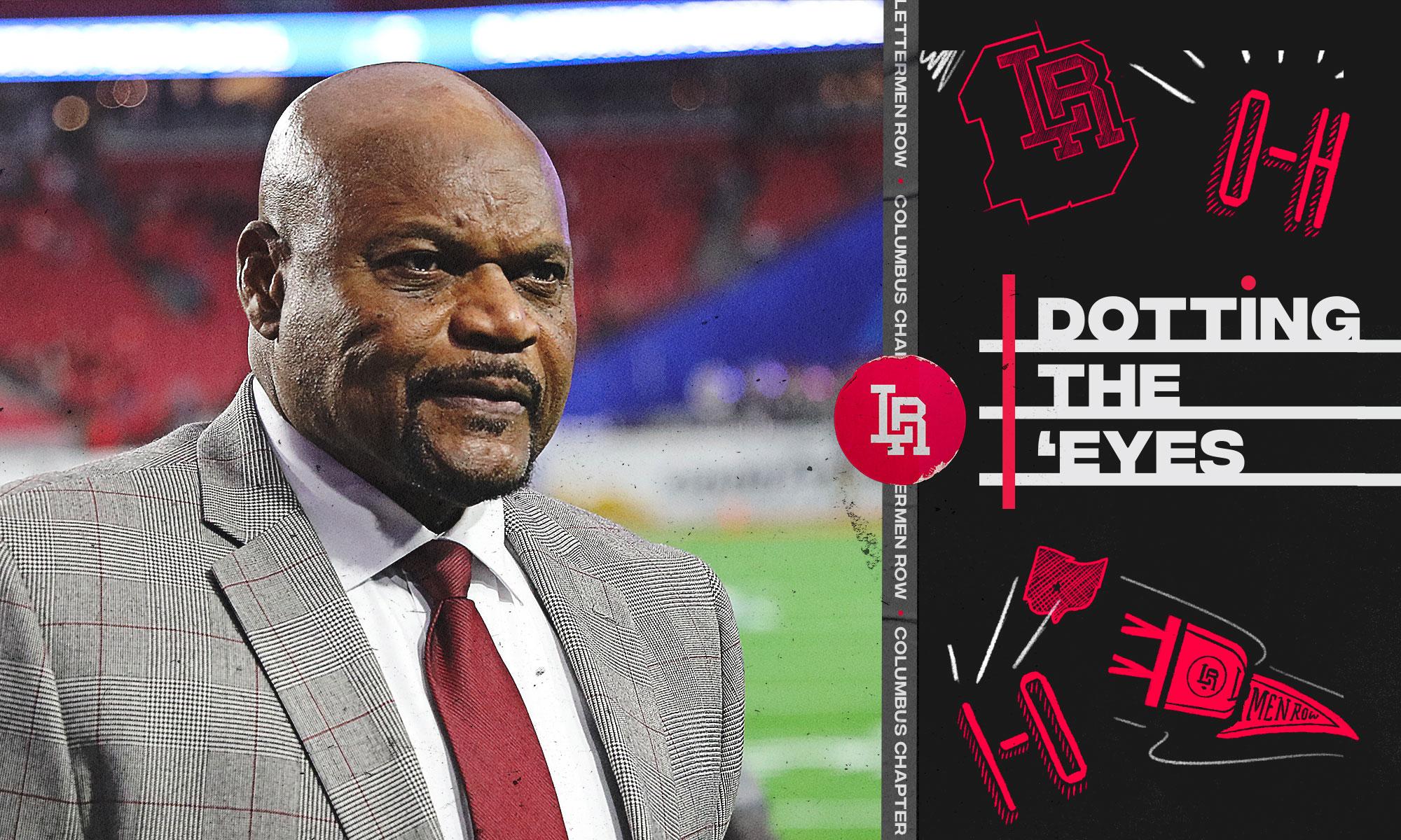 Larry Johnson-Ohio State-Buckeyes-Ohio State football