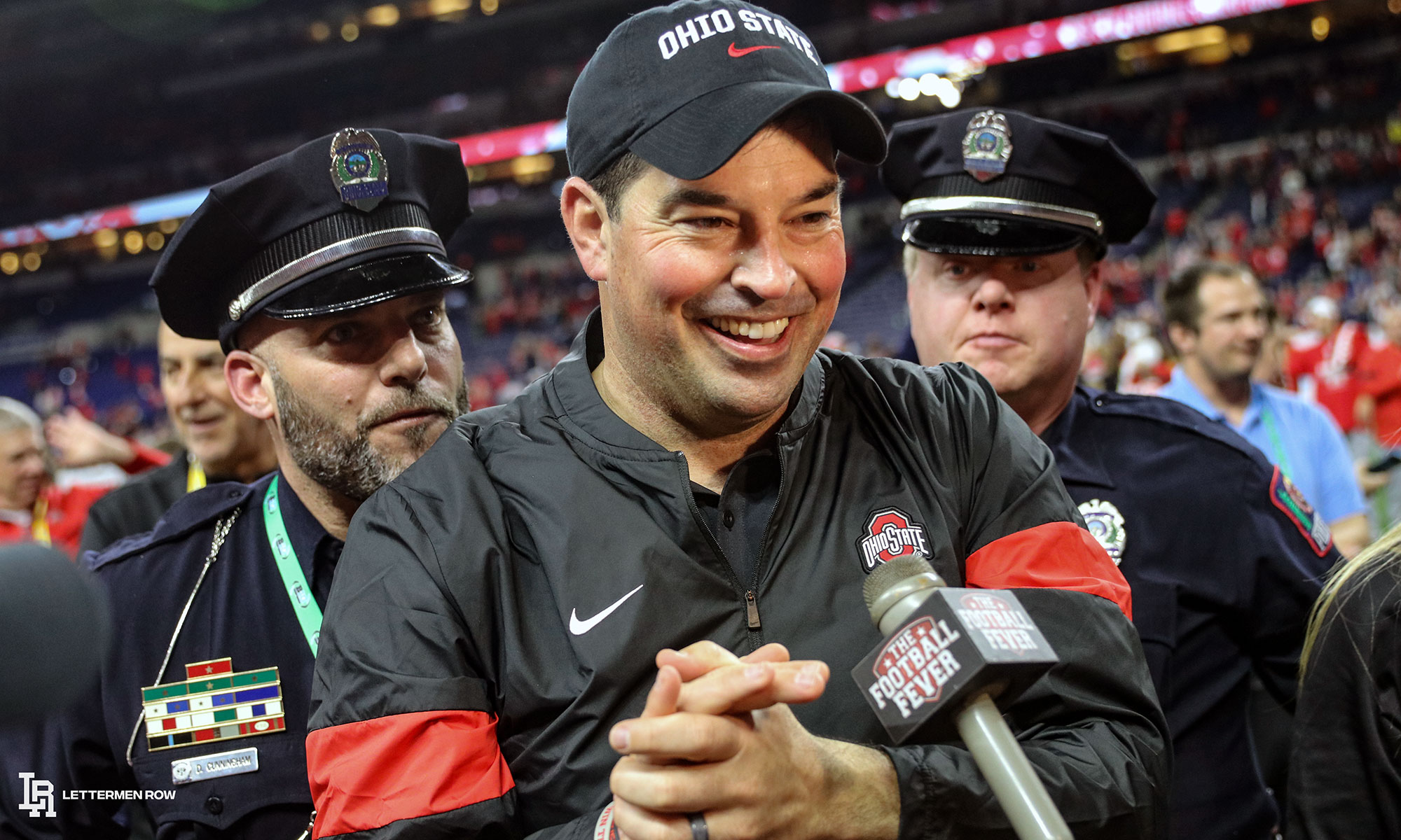 Ryan Day-Ohio State-Buckeyes-Ohio State football recruiting