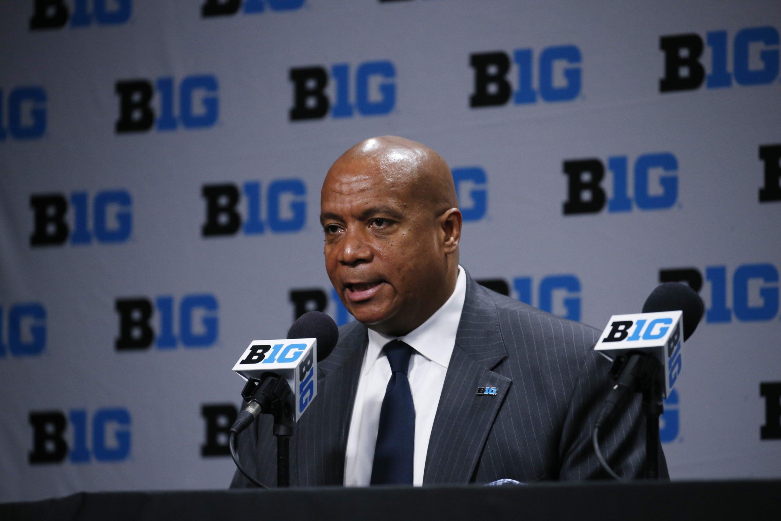 Kevin Warren-Big Ten commissioner-Big Ten football