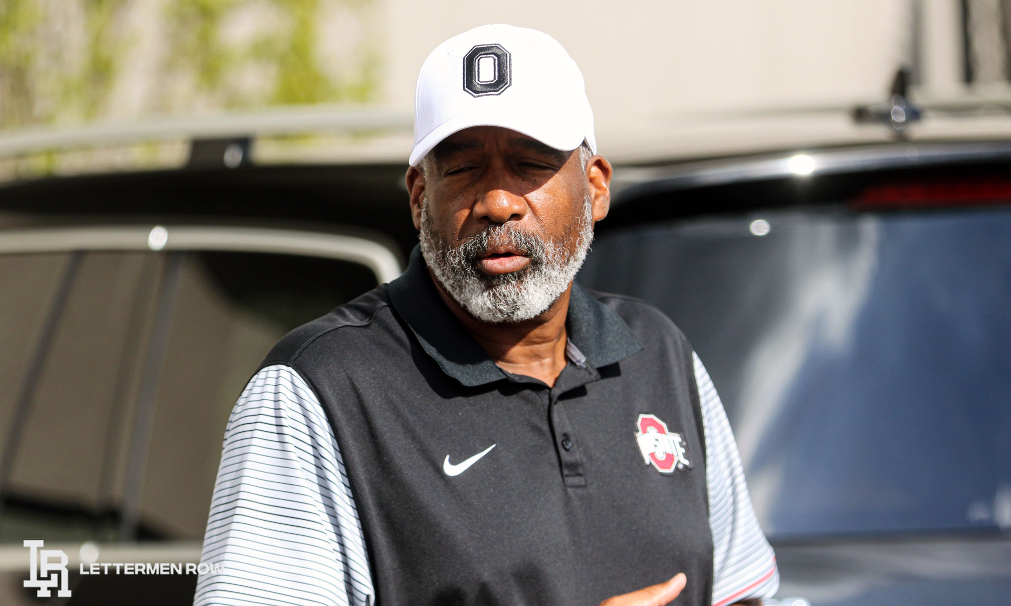 Gene Smith-Ohio State-Buckeyes-Ohio State football