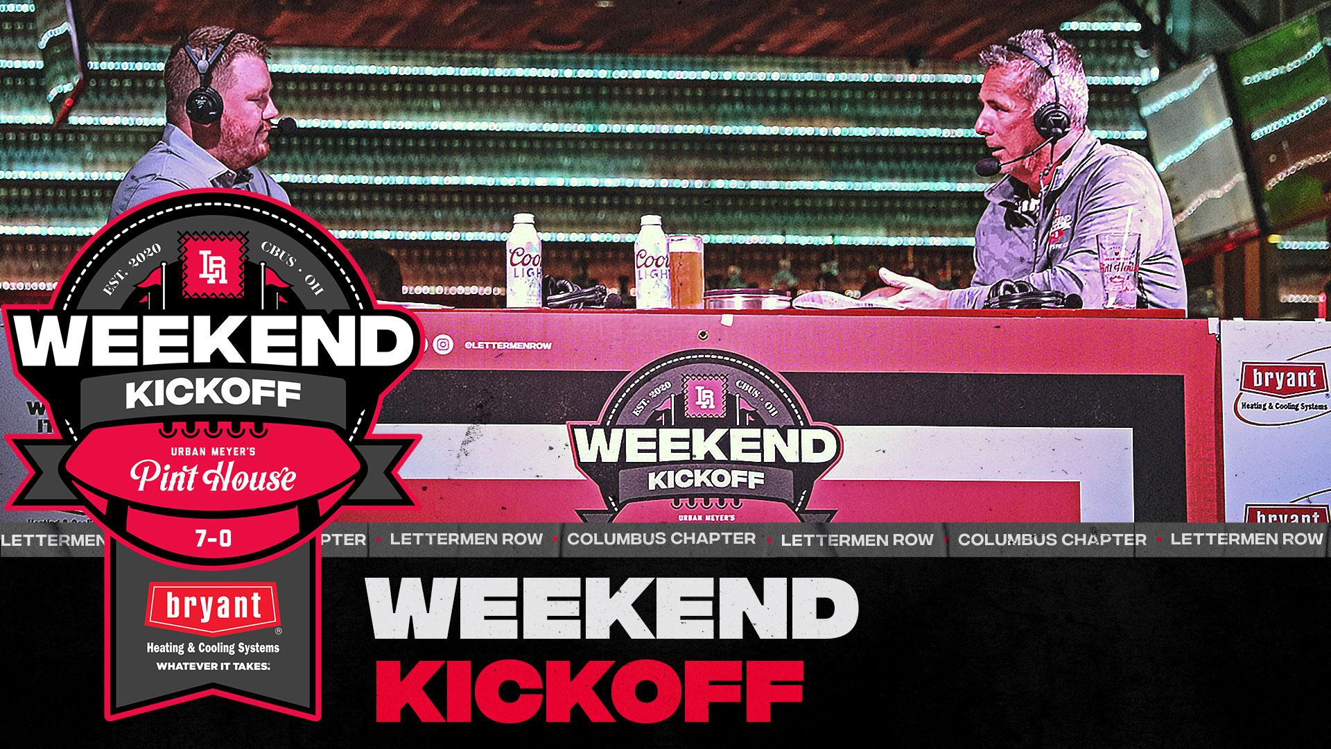 ohio state football - weekend kickoff - urban meyer