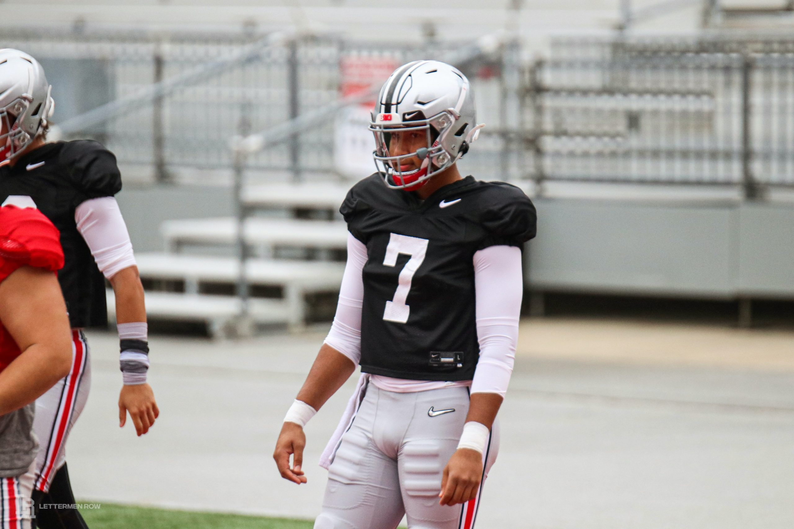 C.J. Stroud-Ohio State-Buckeyes-Ohio State football