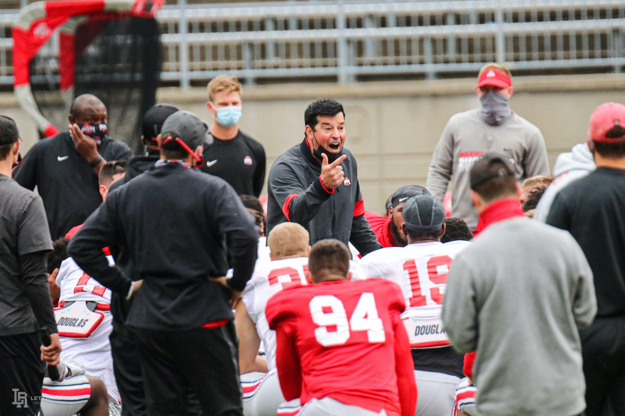 Ohio State-Ryan Day-Buckeyes-Ohio State football