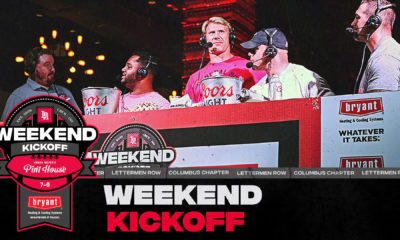 weekend kickoff - ohio state-buckeyes