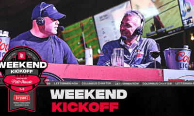 ohio state football weekend kickoff