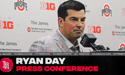 Ryan Day Press Conference-Ohio State-Ohio State football-Buckeyes
