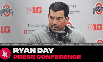 Ryan Day-Press-Conference-Ohio State-Ohio State football-Buckeyes