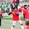 C.J. Stroud-Ohio State-Buckeyes-Ohio Stte football