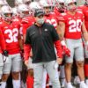 ryan day-ohio state-buckeyes football-ryan day ohio state-ohio state nebraska 2020