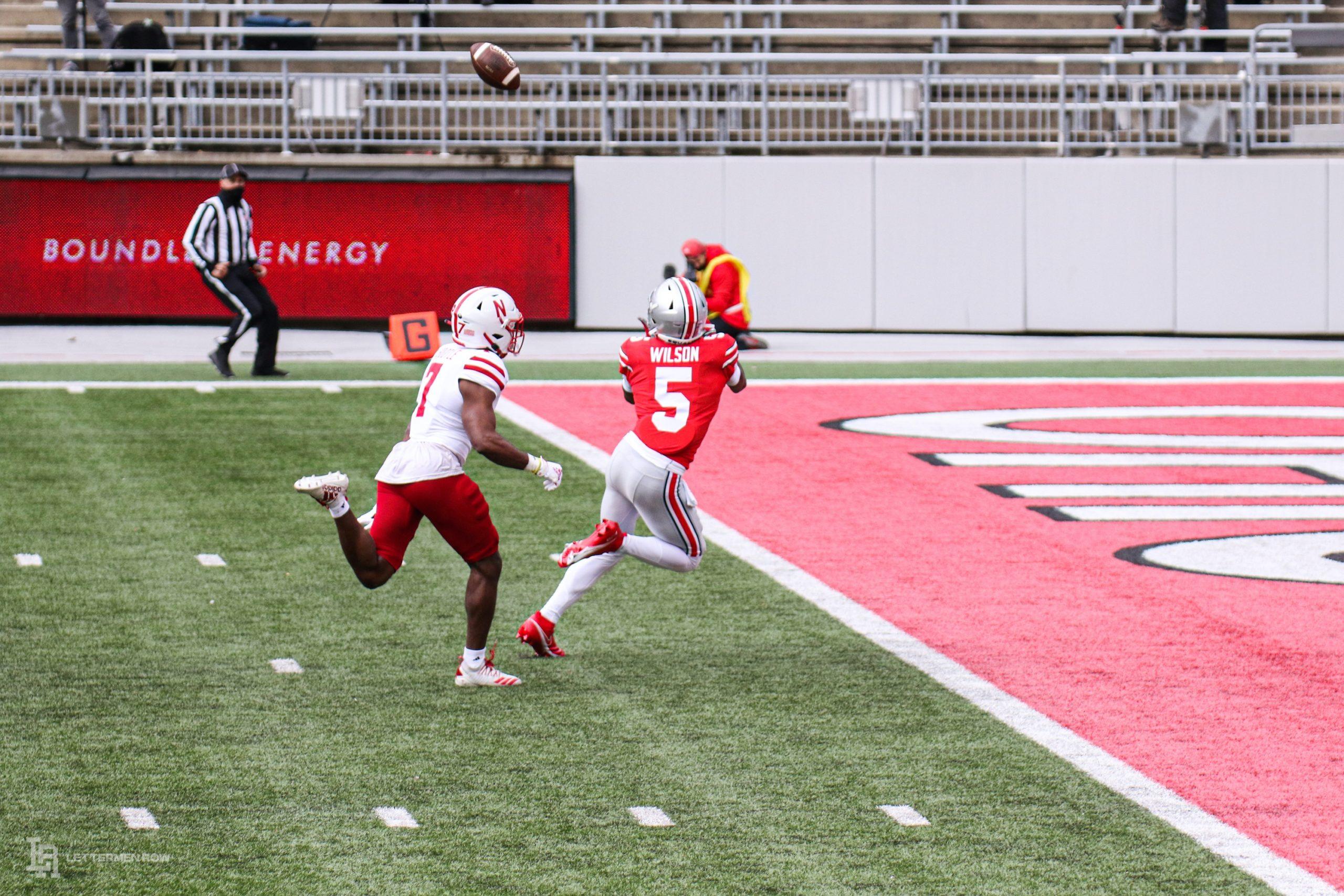 Ohio State-Garrett Wilson-Buckeyes-Ohio State football