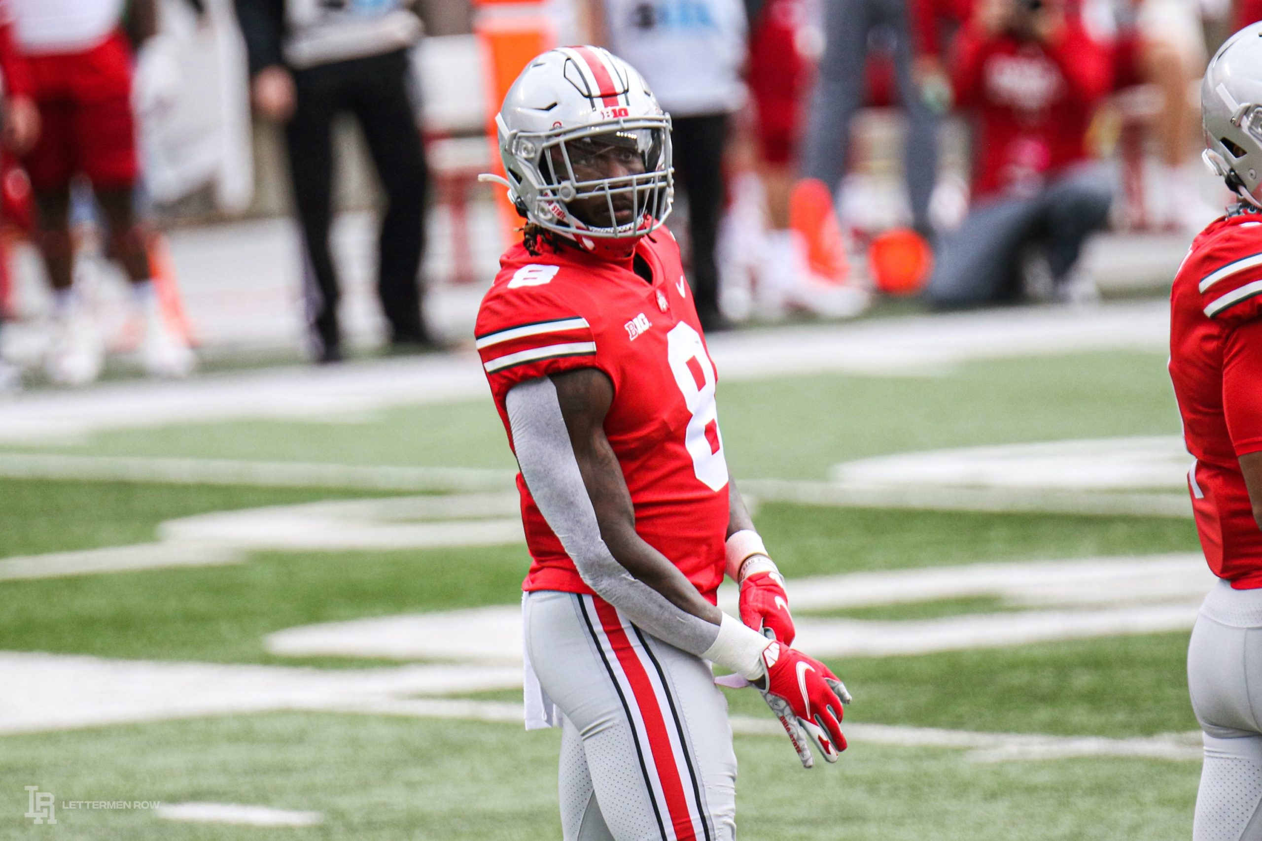 Ohio State Buckeyes Confident Rushing Game Worked Out Kinks In Opener