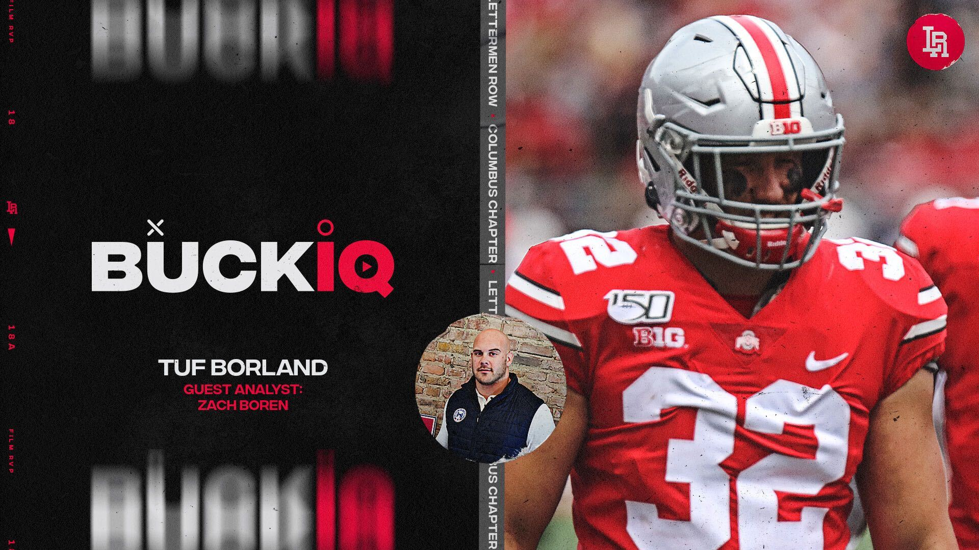 Tuf Borland-Ohio State-Buckeyes-Ohio State football