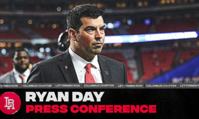 Ryan Day-Press conference-Ohio State-Ohio State football-Buckeyes