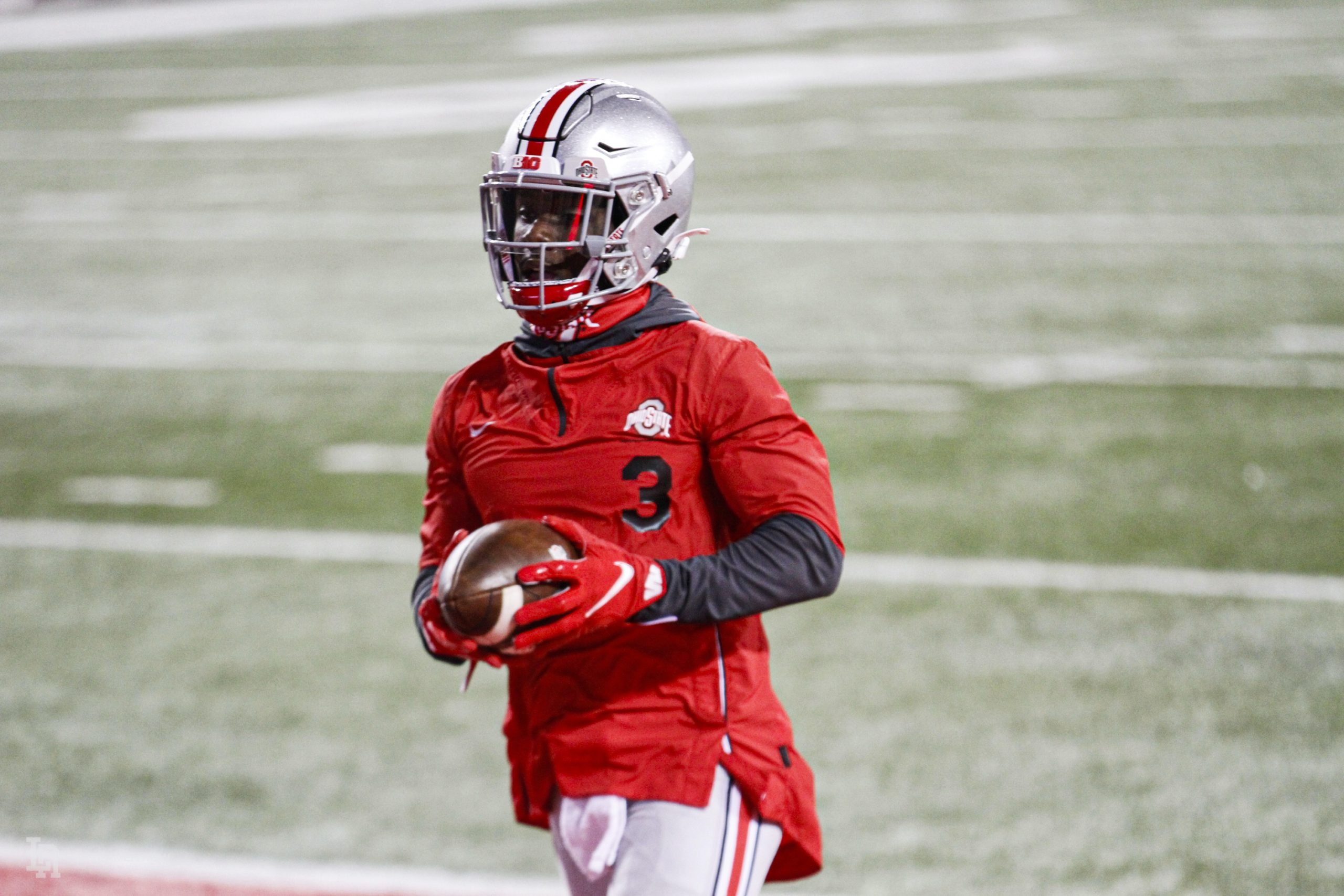 Demario McCall-Ohio State-Buckeyes-Ohio State football