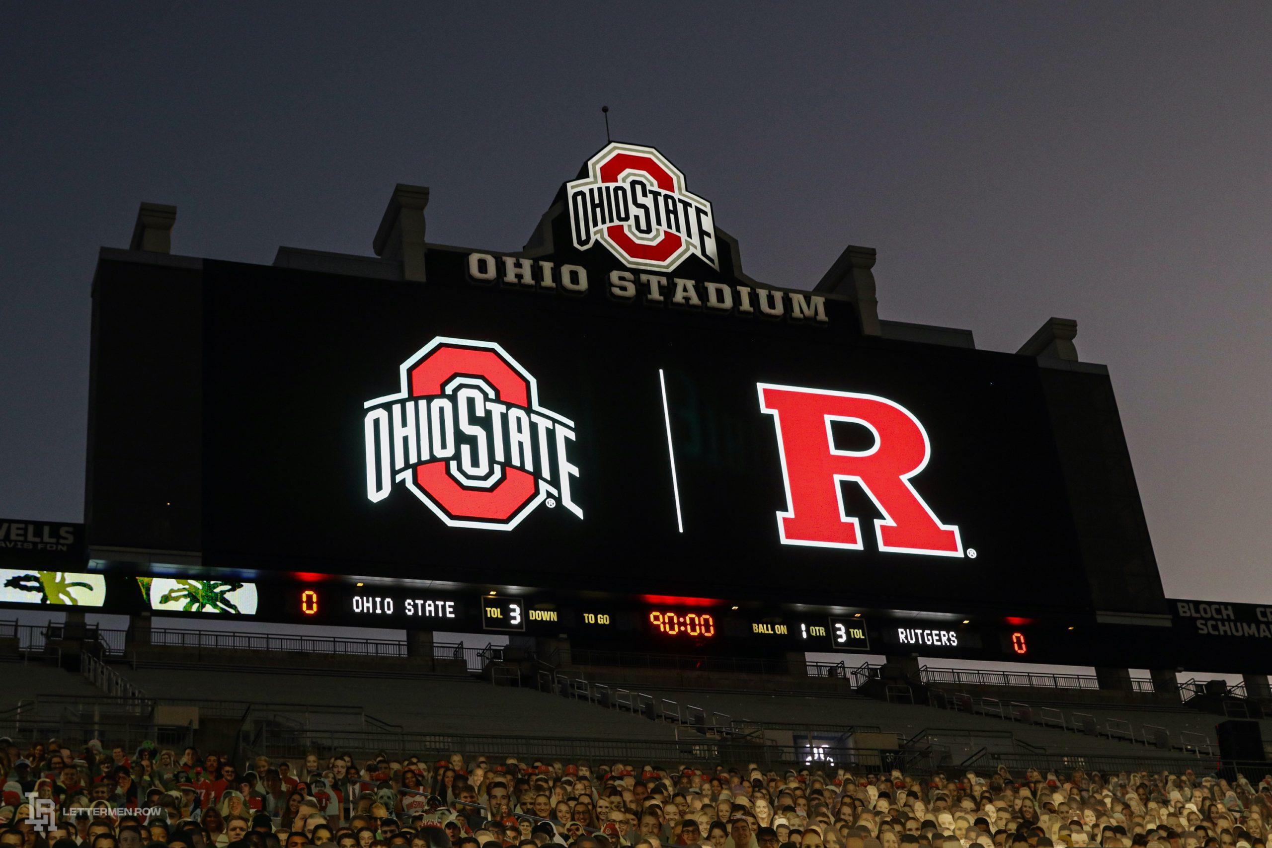Ohio State-Rutgers-Ohio State football-Buckeyes