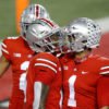Ohio State-Buckeyes-Ohio State football-Justin Fields-Jameson Williams