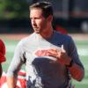 Brian Hartline-Ohio State-Ohio State Buckeyes-Ohio State coaching staff-Ohio State football