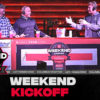 weekend kickoff - ohio state