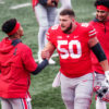 Josh Myers-Ohio State-Buckeyes-Ohio State football
