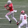 Chris Olave-Ohio State-Ohio State football-Buckeyes