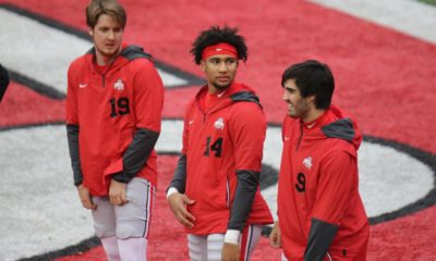 C.J. Stroud-Jack Miller-Ohio State-Buckeyes-Ohio State football
