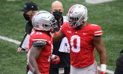 Jonathon Cooper-Tyreke Smith-Ohio State-Buckeyes-Ohio State football