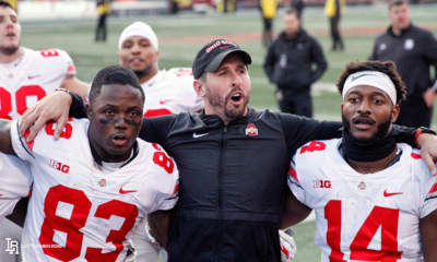 Brian Hartline-Ohio State-Ohio State Buckeyes-Ohio State coaching staff-Ohio State football