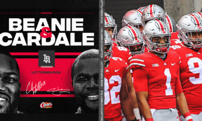 ohio state football - beanie and cardale