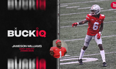 Jameson Williams-Ohio State-Ohio State football-Buckeyes